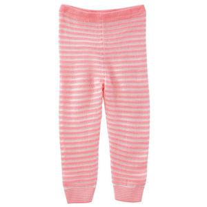 Oshkosh B'gosh Baby Girl Striped Cotton Pants Pink